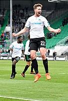und Mario Maloca zur Führung gegen Sandhausen und zum 2:1-Heimsieg gegen Kaiserslautern.