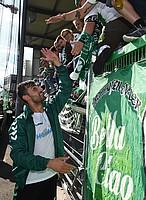 ...ist das Kleeblatt das drittstärkste Heimteam der Liga gewesen.