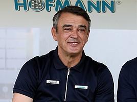 28. November: Chef-Trainer Damir Buric verlängert vorzeitig seinen vertrag bis Juni 2020.