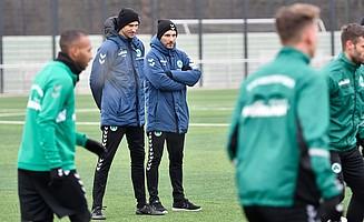 Leitl und Mijatovic sind im Februar 2019 zur Spielvereinigung gekommen.