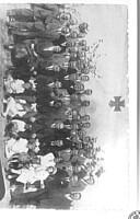 Einweihung des Kriegerdenkmals im Jahr 1923.