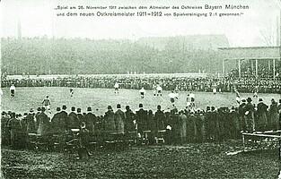 2:1-Heimsieg der Spielvereinigung im Ronhof vor 8.000 Zuschauern gegen den FC Bayern München.