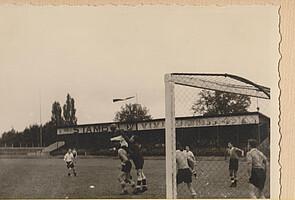 Bild von einem Trainingsspiel 1939.