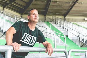 "Christian Erl, 39, Block ""Der Lohner""."