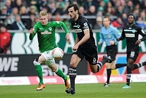 ... 32 Erstliga-Einsätze absolvierte Mavraj für Fürth.