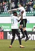 Bei Kopf trifft Hilbert gegen Union Berlin und springt direkt in die Arme von Khaled Narey