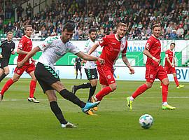 Heimspiel gegen Düsseldorf: Dursun trifft in der 35. Spielminute...