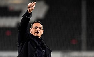 ...und Rachid Azzouzi wird Geschäftsführer Sport.