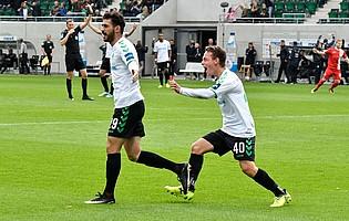 Tolcay Cigerci erwischte einen Sahnetag und bereitete alle drei Treffer vor.