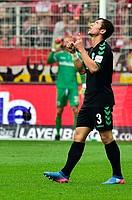 Maxi Wittek trifft nach einer Vorlage von Aycicek zum 10. Tor der Saison für die Spielvereinigung
