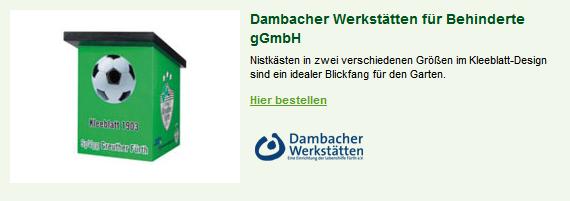 Dambacher Werkstätten für Behinderte GmbH